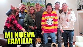 Viviendo con una Familia Diferente por 24 Horas - Ami Rodriguez