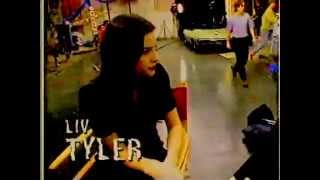 That thing you Do Making Liv Tyler interview + Wayn's World 2 Aerosmith Shut up and Dance