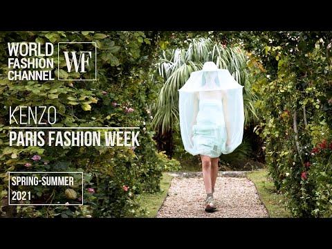 Kenzo spring-summer 2021 | Paris Fashion Week