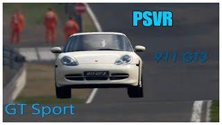 GT Sport PSVR - Nurburgring 911 GT3 ´01