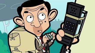 Hotline Bean | Funny Clips | Mr Bean Cartoon World