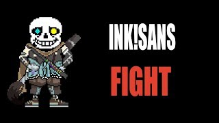 ink sans fight phase 1 2 3 - TH-Clip