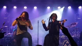 Arakain & Dymytry Dej Bůh Štěstí (Live video)