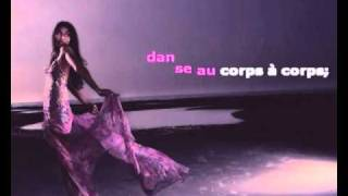 Anggun Cipta Sasmi - Au Nom De La Lune - (1997) Karaoke Version.flv