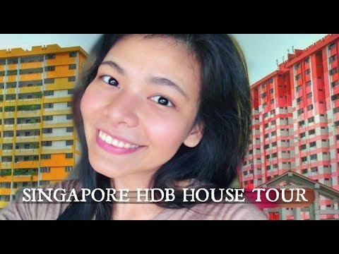 Singapore HDB House Tour 🇸🇬