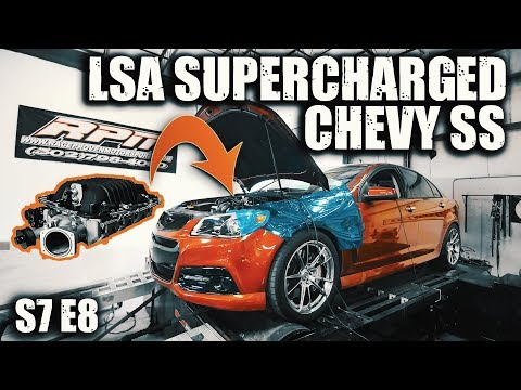 LSA Supercharged Chevy SS — RPM S7 E8