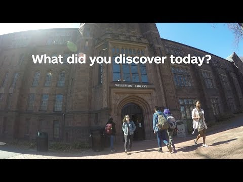 What did you discover today?