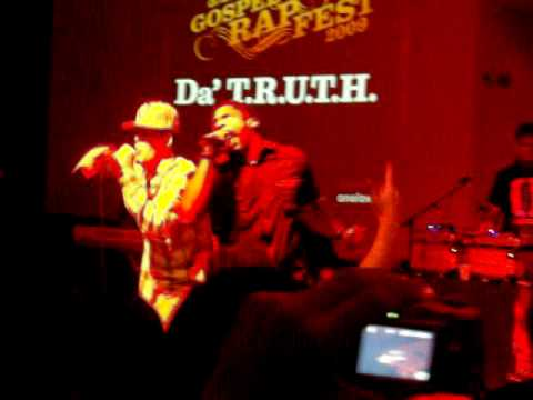 DA TRUTH And E-TIZZ Performing YOU MADE In Hamburg (germany) Mp3