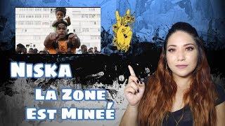 Niska   La Zone Est Minée  Mexican Reaction To French Rap