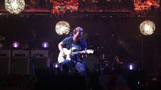 Pearl Jam - I Won't Back Down (Tom Petty Cover) - LIve at London O2 Arena 17 July 2018