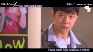 MV Ost The Girl Who Sees Smells - You're My Everything - Sweet Sorrow (Español+Karaoke)