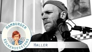 """Haller """"Schön Genug"""" Live @ Hamburger Küchensessions"""