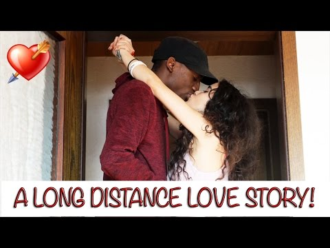 Meeting My Girlfriend For The FIRST TIME! | Long Distance Relationship Story - USA to Germany