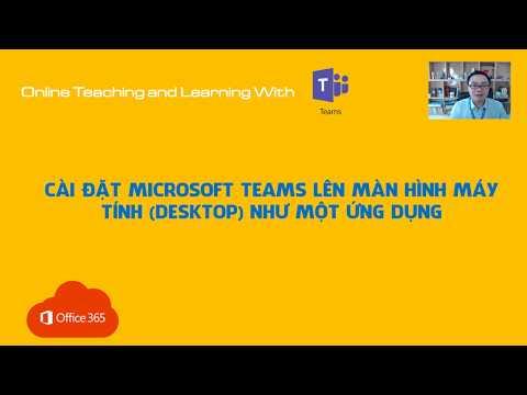 Hướng dẫn Download và cài đặt Microsoft Teams