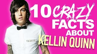 10 Crazy Facts About Kellin Quinn