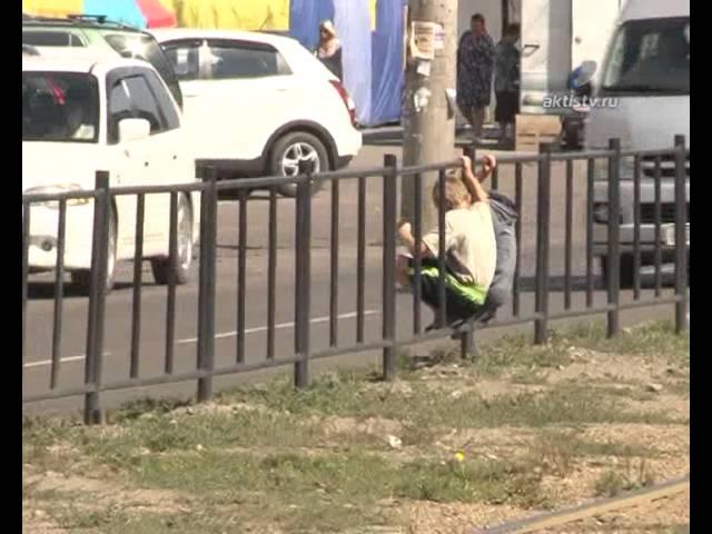 В Ангарске проходит операция «Пешеход»