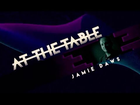 At The Table Live Lecture - Jamie Daws