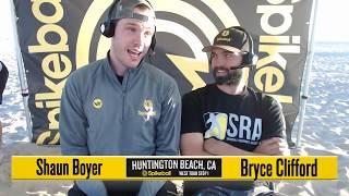 Spikeball Huntington Beach Tour Stop Finals  - Wabi Sabi vs. Sloppy Seconds