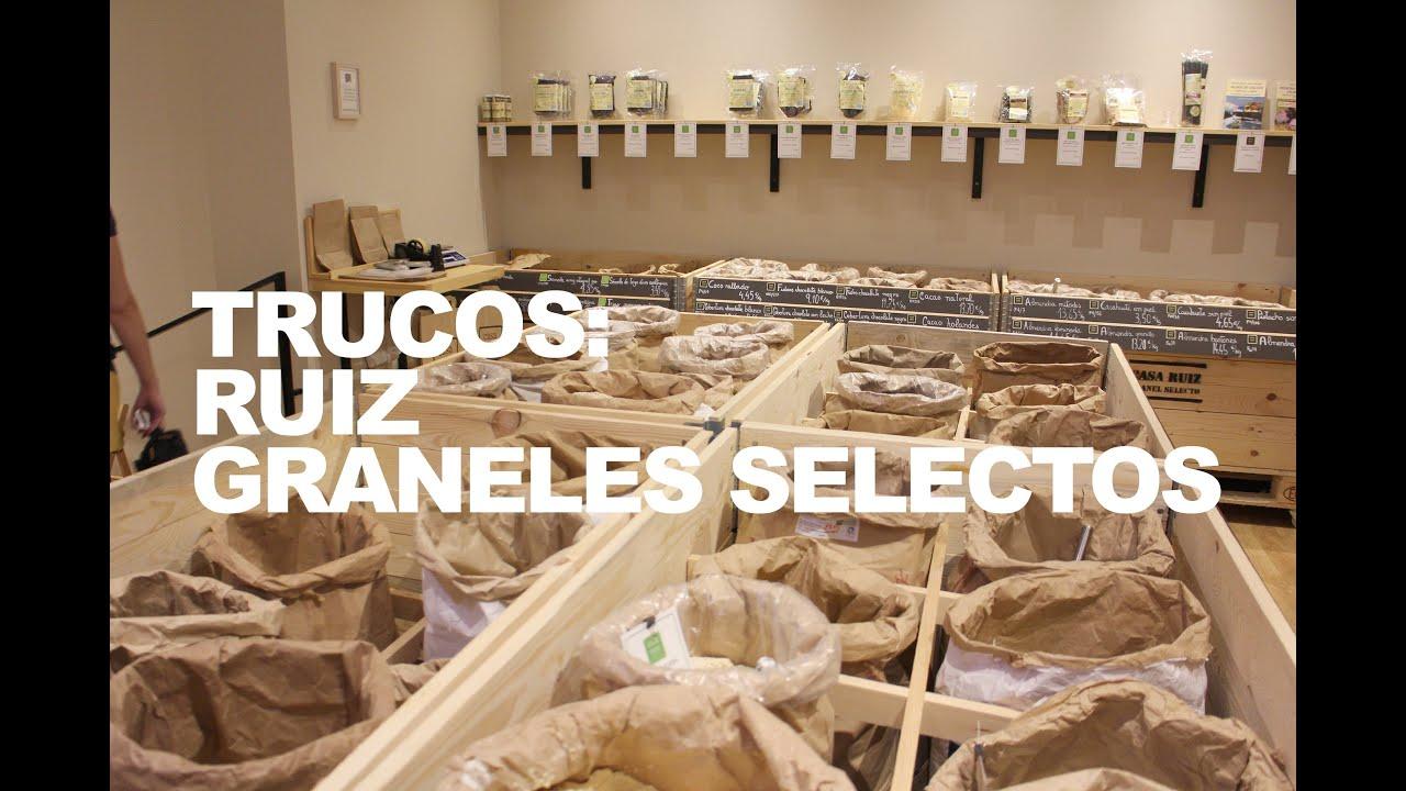 TRUCOS DE COCINA: GRANELES RUIZ