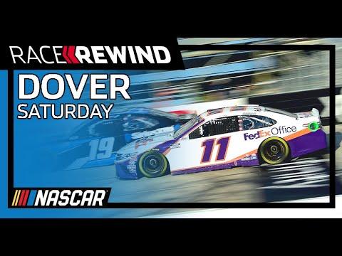 NASCAR ドライデン311 (ドーバー国際スピードウェイ)15分でみるハイライト動画