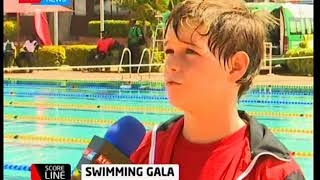KTN News Scoreline - 24th February 2018: Young swimmers showcase impressive performance