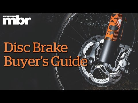 Mountain bike disc brake buyer's guide | MBR