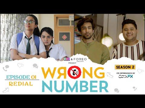 Wrong Number | S02E01 - Redial | Ft. Apoorva, Ambrish, Badri, Anjali & Parikshit | RVCJ Originals HD Mp4 3GP Video and MP3