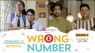 Wrong Number | S02E01 - Redial | Ft. Apoorva, Ambrish, Badri, Anjali & Parikshit | RVCJ Originals - Download this Video in MP3, M4A, WEBM, MP4, 3GP