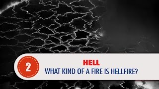 What kind of Fire is the Hellfire?