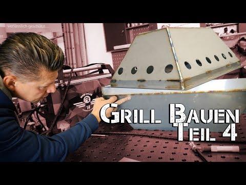 Grill schweißen Projekt | Teil 4 Abdeckung