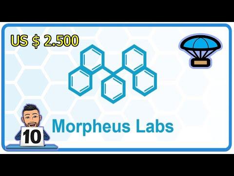 💢JÁ LISTADO COINMARKETCAP💢 Receba no minimo U$25 Dólares de GRAÇA no Airdrop Morpheus Labs !