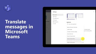 Tips from the Team: How to translate messages in Microsoft Teams!