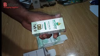 CBD Oil Tincture Bottle Boxes – 30ml Bottle Boxes for 1 oz Bottles