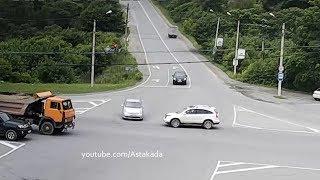 Astakada Находка ДТП 6 июля 2018 Санбари Toyota Prius ул. Пограничная ул. Обходная магистраль