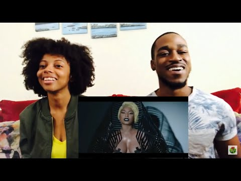 Nicki Minaj,Farruko ,Travis Scott- Krippy Kush Remix! Official Video ( Th&Ce Reaction)