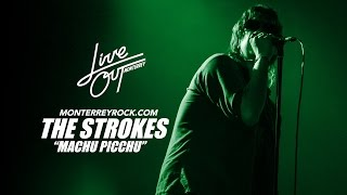 The Strokes - Machu Picchu - Live Out 2015