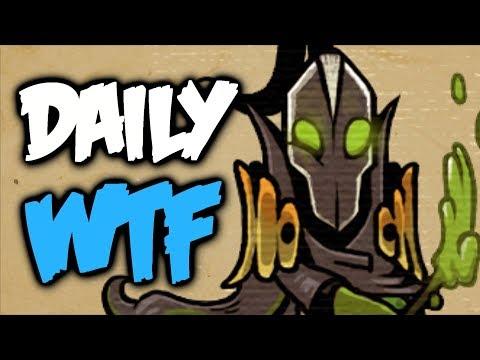 Dota 2 Daily WTF - Watch the replay