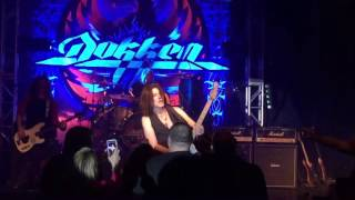 Dokken- too high to fly at the canyon club Los Angeles California 2016