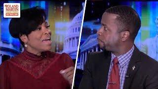 Monique Pressley, Republican Consultant Melik Abdul Battle Over Mississippi's Racist History