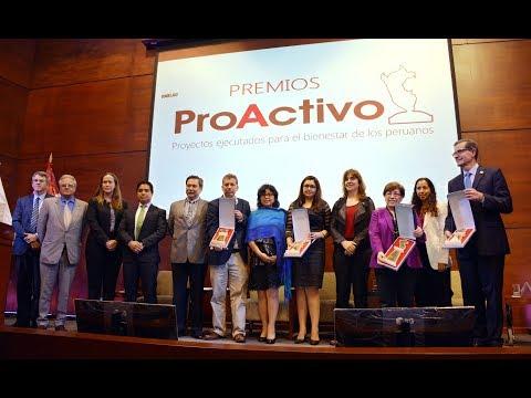 Premios ProActivo 2018 - VideoReel