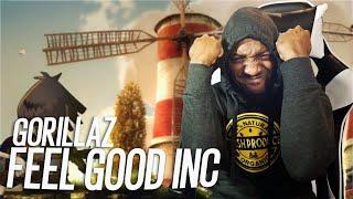 "FIRST TIME HEARING GORILLAZ  "" Feel Good Inc"""