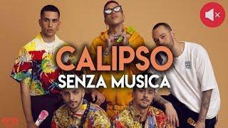 """CALIPSO"" Senza Musica | Parodia Charlie Charles, Sfera, Mahmood, Fibra"