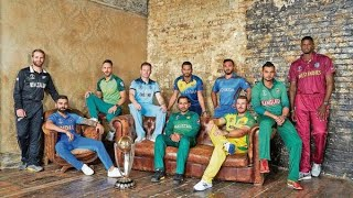 ICC #CWC19: Cricket Ka Crown Hum Le Jayenge! By Technical William