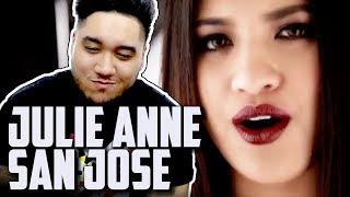 Julie Anne San Jose - Right Where You Belong (Official Music Video) REACTION!!!