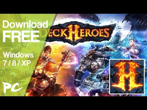 Download Deck Heroes for PC Windows 7/8/XP