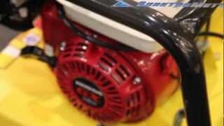 Виброплита Masalta MS 125-4 от компании ПКФ «Электромотор» - видео