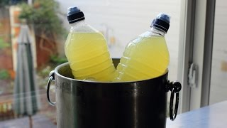 "Make Your Own Sports Drink!  How to Make ""Greaterade"" - Homemade Sports Drink Recipe"