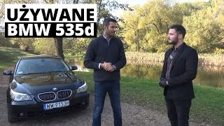 BMW Seria 5 E60 535d 330 KM - TEST używane - Zachar OFF