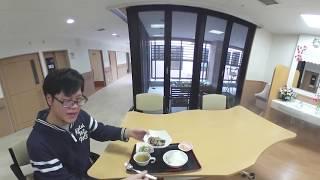 介護研修VR動画「起床介助」