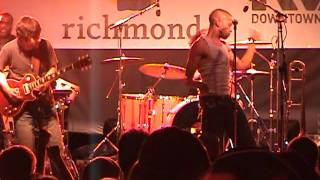 Something Beautiful Trombone Shorty Live Richmond Virginia Browns Island May 20 2011